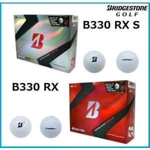 ☆ブリヂストンゴルフ BRIDGESTONE TOUR B330RX/330RXS ツアーB ボール 1ダース(12個入り) USモデル