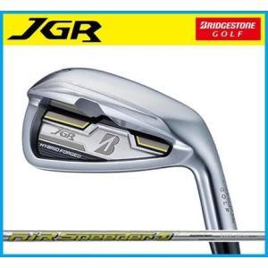 ブリヂストンゴルフ JGR HYBRID FORGED ハイブリッドフォージド アイアン単品(PW2、AW、SW) Air Speeder J J16-12I カーボンシャフト|rise-store