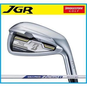 ブリヂストンゴルフ JGR HYBRID FORGED ハイブリッドフォージド アイアン単品(PW2、AW、SW) N.S.PRO Zelos 8 スチールシャフト|rise-store