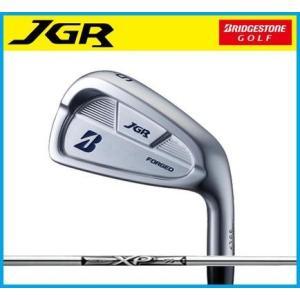 ブリヂストンゴルフ JGR FORGED フォージド アイアン単品(AW,SW) XP95 スチールシャフト|rise-store