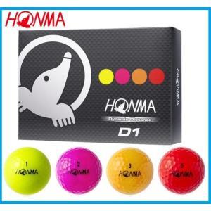 ☆ホンマゴルフ HONMA D1 ゴルフボール...の関連商品3