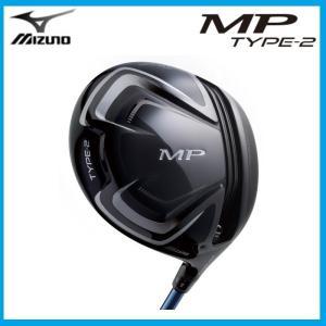 操作性の高いドライバー ミズノ MP タイプ2