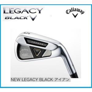 2013モデル 日本正規品 キャロウェイ レガシー ブラック アイアン 単品 #3 #4  ダイナミックゴールド/M10DB/GS95 スチールシャフト|rise-store
