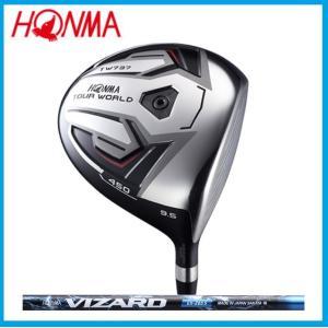 ☆ホンマゴルフ☆HONMA☆TOUR WORLD ツアーワールド TW737 450 ドライバー V...