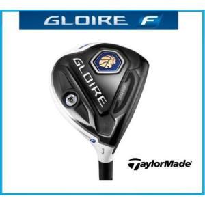 2014年 テーラーメイド グローレF GLOIRE F フェアウェイウッド GL3300/GL3000 カーボンシャフト 日本正規品|rise-store