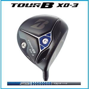 ☆2018年 ブリヂストン ゴルフ TOUR B ツアーB XD-3 ドライバー TOUR AD T...
