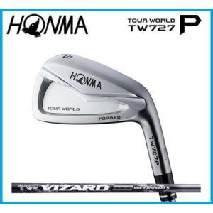 本間ゴルフ HONMA TOUR WORLD ツアーワールド TW727P  アイアン単品(#3,#4,#11,SW) VIZARD IB85 カーボンシャフト|rise-store
