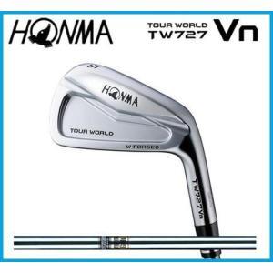 本間ゴルフ HONMA TOUR WORLD ツアーワールド TW727Vn  アイアン単品(#3,#4) Dynamic Gold スチールシャフト|rise-store