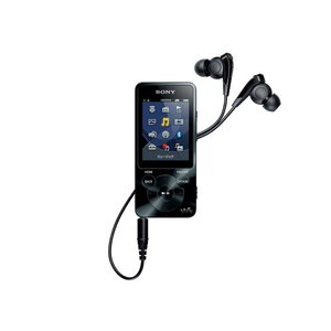 NW-S13 B ブラック 【2営業日以内に出荷】ソニー SONY ウォークマン Sシリーズ NW-S13 : 4GB Bluetooth対応 イヤホン付属 2014年モデル|risepro
