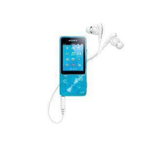 NW-S13 L ブルー【2営業日以内に出荷】ソニー SONY ウォークマン Sシリーズ NW-S13 : 4GB Bluetooth対応 イヤホン付属 2014年モデル|risepro
