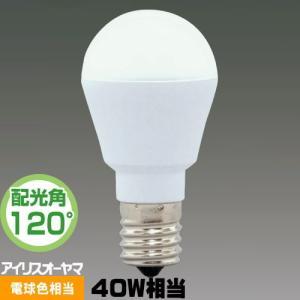 アイリスオーヤマ LDA4L-H-E17-4T5 LED電球 小形電球形 40W相当 電球色相当