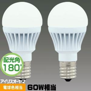 アイリスオーヤマ LDA8L-G-E17-6T52P LED...