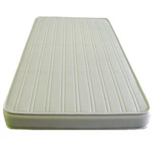 天然パームマットレス カラー選択8色 厚み11cm コンパクトな80cm幅 SSS(ショートセミシングル)サイズ 天然ヤシの実繊維使用|rising-bed