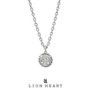 ライオンハート Petite Modern レオ プチネックレス/SV 01NE1651SV LION HEART プチモダン Leo [LH]|rismtown-y