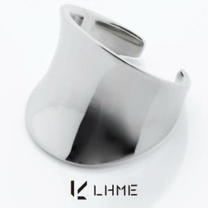 LHME ダイバーシティリング/TYPE A/サージカルステンレス 15号 [エルエイチエムイー] 2RN001A|rismtown-y