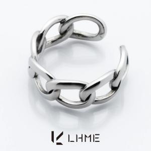 LHME ダイバーシティリング/TYPE G/サージカルステンレス 15号 [エルエイチエムイー] 2RN001G|rismtown-y