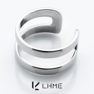 LHME ダイバーシティリング/TYPE J/サージカルステンレス 15号 [エルエイチエムイー] 2RN001J|rismtown-y