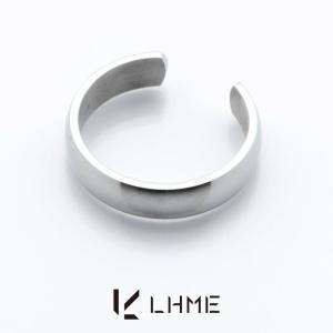 LHME ダイバーシティピンキーリング/TYPE D/サージカルステンレス 7号 [エルエイチエムイー] 2RN002D|rismtown-y