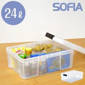収納ボックス(S-01) 収納ケース 収納ラック フタ付き 透明 コンテナボックス|risu-onlineshop