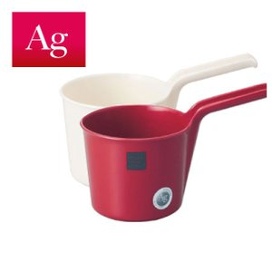 AG 湯桶 洗面器 取っ手付き 抗菌|risu-onlineshop