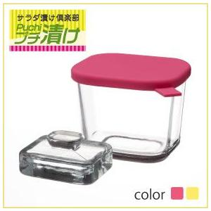 漬物容器 おしゃれ かわいい 浅漬け 角型 漬け物|risu-onlineshop
