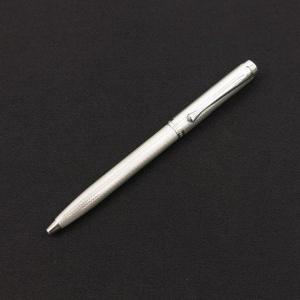 レンツェッティ RENZETTI  ノック式ボールペン シルバー SIV|ritagliolibro