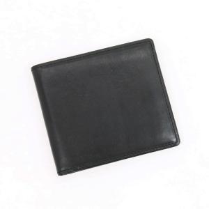オオバセイホウ 大峽製鞄 財布 ブラック −|ritagliolibro