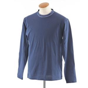 ストーンアイランド STONE ISLAND 長袖Tシャツ ネイビー系 M|ritagliolibro