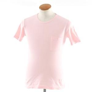 ピジャマクロージング pyjama clothing ポケット 半袖Tシャツ ピンク 表記なし(S位) ritagliolibro