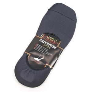アドリアン ADRIAN シューズインソックス 2足セット マイクロファイバー メリルスキンライフ チャコールグレー M (39-41)|ritagliolibro