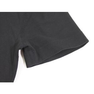スリードッツ three dots コットン 半袖 Tシャツ ブラック M|ritagliolibro|07