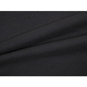 スリードッツ three dots コットン 半袖 Tシャツ ブラック M|ritagliolibro|10