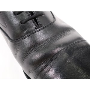シェットランド フォックス SHETLANDFOX ストレートチップ ドレスシューズ ブラック 7 1/2 ritagliolibro 09
