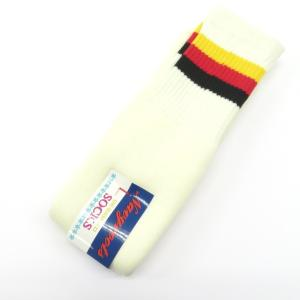 ネイビールーツ NAVY ROOTS コットン×アクリル パイルソックス 靴下 アイボリー 25-27cm(ワンサイズ) ritagliolibro