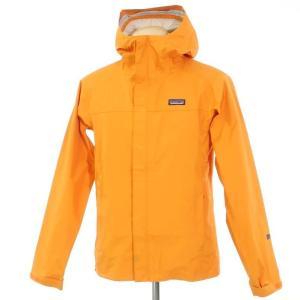 パタゴニア patagonia トレントシェルジャケット ナイロン マウンテンパーカー ブルゾン オレンジ S|ritagliolibro