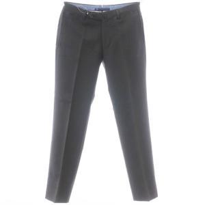 ジーティーアー G.T.A ウール ドレス系スラックスパンツ チャコールグレー 44|ritagliolibro