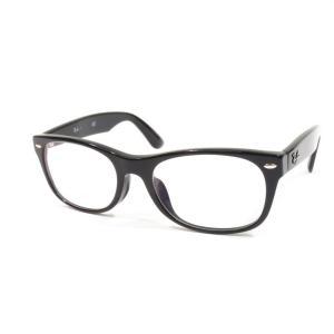 レイバン RAY BAN 5184F セルフレーム 眼鏡 サングラス ブラック BLK|ritagliolibro