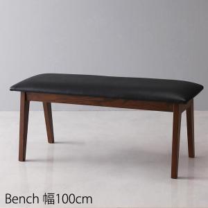 ベンチ ダイニングベンチ おしゃれ 木製 チェア 椅子 背もたれなし ブラウン ブラック ritmato