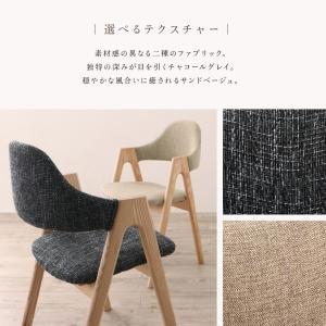 ダイニングチェア おしゃれ 木製 2脚 カフェ風 北欧 チェアー 食卓椅子 ナチュラル|ritmato|04