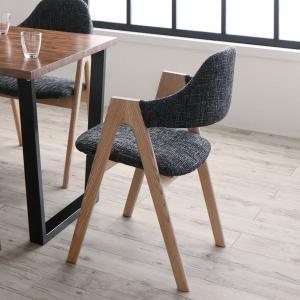 ダイニングチェア おしゃれ 木製 2脚 カフェ風 北欧 チェアー 食卓椅子 ナチュラル|ritmato|06