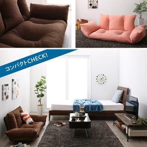 ソファー 一人掛け 二人掛け おしゃれ コンパクト 一人掛けソファ 一人掛けリクライニングソファー 座椅子ソファー|ritmato|05