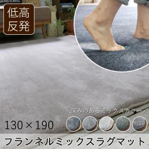 ラグ おしゃれ ラグマット 130×190 厚手 長方形 滑り止め|ritmato