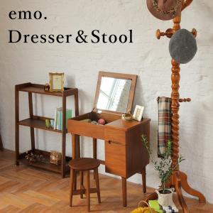 テーブル ドレッサー 完成品 椅子付き 化粧台 おしゃれ 鏡台 引き出し 収納付き コンパクト|ritmato
