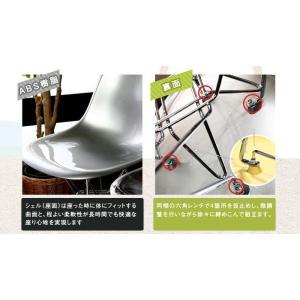 ダイニングチェア おしゃれ イームズチェア スチール 木製 カフェ風 北欧 チェアー デスクチェア|ritmato|04
