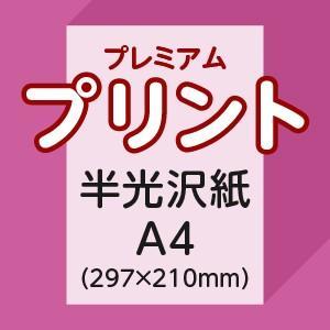 プレミアムプリント A4片面(半光沢紙)1枚|ritsugyosha