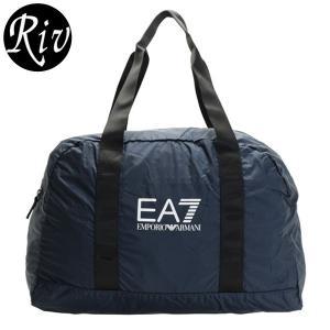 エコバッグ付 エンポリオ アルマーニ EMPORIO ARMANI バッグ トートバッグ ボストン EA7 折りたたみ メンズ 245003|riverall-men