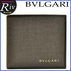 ポイント3%還元 ブルガリ BVLGARI 財布 メンズ 二つ折り 財布 新作 32581 アウトレ...