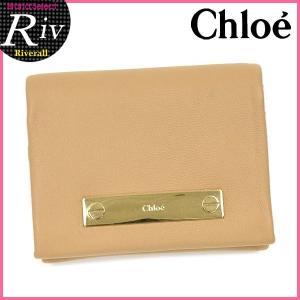 エコバッグ付 [厳選]クロエ Chloe 名刺入れ カードケース 3p0746 riverall-men