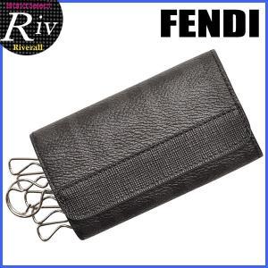 フェンディ FENDI 6連キーケース メンズ 新作 7ap011 riverall-men