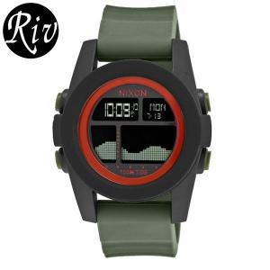 [厳選]ニクソン NIXON 腕時計 レディース メンズ ユニセックス a2822050 riverall-men